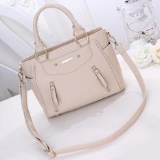 Tas Fashion Wanita Elegan 73323 Rice White Cantik