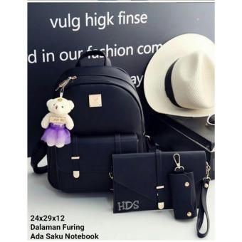 Spek Harga Lestari Fashion Tas Ransel Back Pack Wanita Rumbey 001 Source · Tas Wanita Trendy