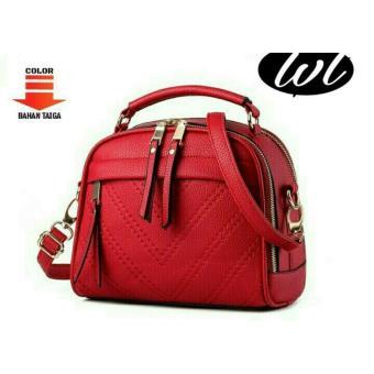 Lestari Fashion Tas Ransel 4in1 Back Pack Wanita Rumbey 002 Coklat Source · Tas Wanita Trendy Lestari Fashion Ts&B 034 WL Red