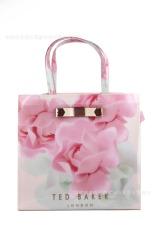 Ted Baker High-quality Women's Shopping Bag Handbag (Flower) - Intl