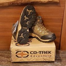 TERLARISS !!! Sepatu Gunung Murah BERKUALITAS Outdoor Cotrek Duri CT