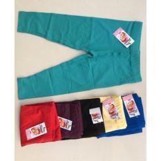 Tiana Kids - Legging Anak Katun Celana Spandek Size L ( Leging Anak Cotton Spandex Pants )