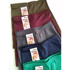Tiana Kids - Legging Anak Pendek Bahan Licin Size S ( Leging Anak Celana Pants )