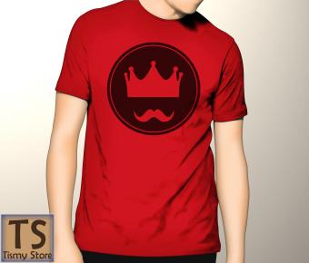 Tismy Store Kaos King PC1 - Merah