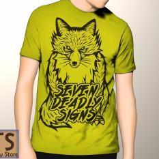 Tismy Store Kaos SDS #1 - Kuning