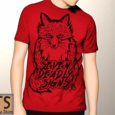 Tismy Store Kaos SDS #1 PC1 - Merah