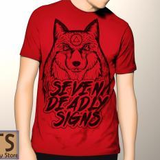 Tismy Store Kaos SDS #2 PC1 - Merah