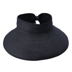 Topi Anti Matahari - Black