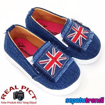 Home · Tomindo Bestway Train Playcenter; Page - 3. TrendiShoes Sepatu Anak Perempuan Slip