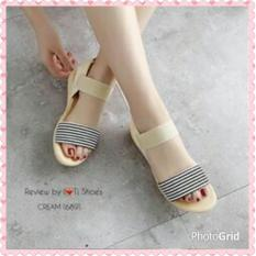 Home · Sandal Jepit Anak Perempuan Yumeida B 21 G Biru Size 28; Page - 4. Ubutik Sandal Teplek Wanita Motif Salur MR27 Crem