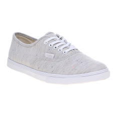 Vans Speckle Jersey Authentic Lo Pro Sneakers - Gray/True White