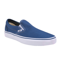Vans U Classic Slip-On Shoes - Navy