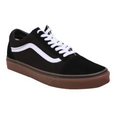 Vans U Old Skool Shoes - Gumsole Black/Medium Gum