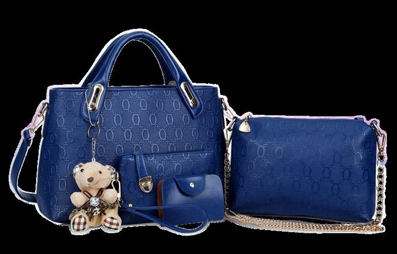 Harga Spesifikasi Tas Fashion High Quality Korean Style 4in1 .