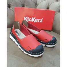 Wedges Wanita Kickers