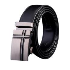 Whole Single Belt Leather Belt Buckle Fashion Pressure Word Logo