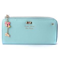 OEM Long Card Purse Handbag Zip Wallet Bag 19.2x9x2.3cm