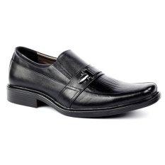 Wonder Shoes Formal 7510 - Hitam