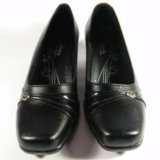 Zahwa Sepatu Formal V02 Hitam