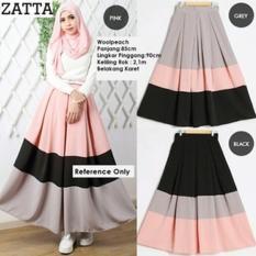Zatta Skirt Woolpeach 1