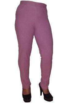 Zetha Celana Jeans Legging - Denim Lavender
