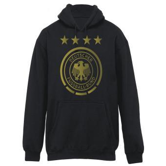 Zims Jaket Hoodie Germany Black