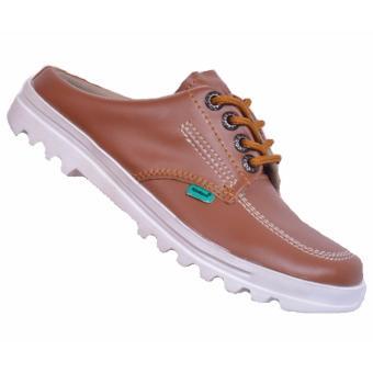 ZimZam Sepatu Kick Bustong Women tan