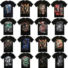 ZUNCLE Men's 3D T Shirt Cotton Men Short Sleeve Printed Men Casual T Shirt Male Creative Designed (D0000006) (Intl)