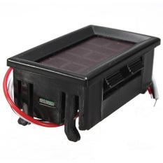 0.56inch DC 0-200V Car LED Digital Display Panel Volt Meter Voltmeter 3 Wire (Intl)