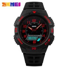[100% Genuine] New Mens Watches Top Brand Luxury Analog Digital Watch 50M Waterproof Multifuntion Outdoor Sport Watches SKMEI - Intl