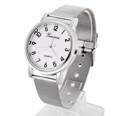 12015 New Casual Quartz Watch Women / Men Military Watches Sport Wristwatch Dropship Silicone Clock Fashion Hours (Intl)