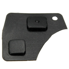2 Button Car Remote Key Fob Repair Kit Switch Rubber Pad For Toyota Corolla Rav4 (Intl)