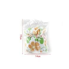2Pcs Natural Bamboo Charcoal Car Room WaRedrobe Deodorant Air Freshener Bag - intl