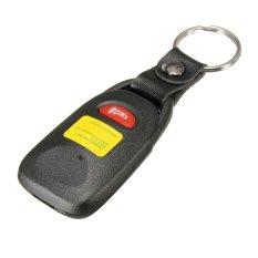 315MHz 2 Buttons + Panic Keyless Entry Remote Key Fob For Hyundai Santa Fe Tucson (Intl)