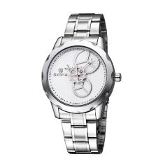 360DSC 110CM Men s Leather Belt Business Automatic Source · 360DSC Menu0026 39 s Personality Gear Design Quartz Movement Alloy Band Wrist Watch 2729