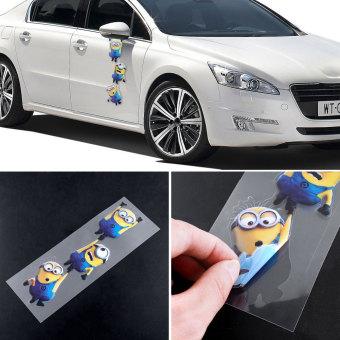 3D Kejinya Aku Antek Menggantung Tubuh Saudara Stiker Mobil Stiker Vinil Jendela Rp .