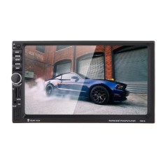 7 Inch 2 Din Touch Screen Bluetooth USB / TF / FM DVR / Aux Input GPS (No Rear Camera)