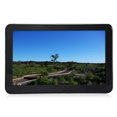 70.7 Inch Truck Car GPS Navigation Navigator With Free Maps Win CE 6.0 / Touch Screen / E-book / Video / Audio / Game Player - Intl