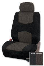 Adepe sarung jok sporty mobil All New Xenia 2012-2015 Air Bag( black - chocolate )