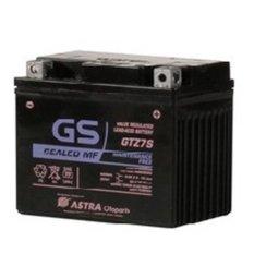 Aki Motor GS Astra GTZ7S aki MF - Hitam