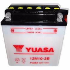 Aki Motor YUASA 12N10-3B