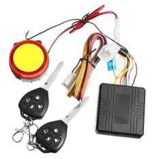 Aktivasi Alarm Sepeda Motor Remote Dengan Mengendalikan Remote Kunci (Aneka Warna)- intl