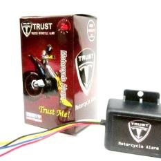 Alarm Motor Sensor Sentuh Trust