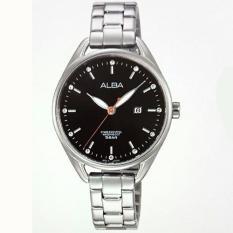 ALBA - Jam Tangan Wanita - Silver - Stainless Steel - AH7J87