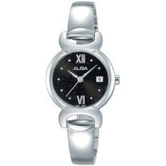 ALBA - Jam Tangan Wanita - Silver - Stainless Steel - AH7K19