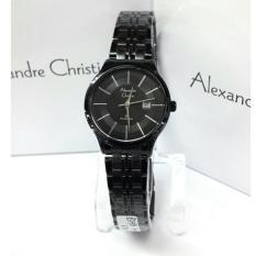 Alexandre Christie AC8348MD - Jam Tangan Wanita - Stainless Steel - Original