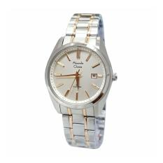 Alexandre Christie AC8514L Jam Tangan Wanita - Stainless Steel (Silver List Gold)