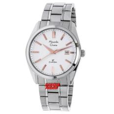 Alexandre Christie - AC8514M - Jam Tangan Pria - Stainless Steel - Silver