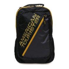 American Tourister Tas Code Backpack - Hitam