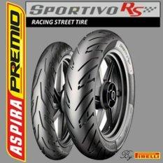 Aspira Premio Sportivo Rs Ban Tubeless 110/70 17